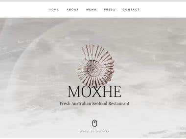 Website - http://www.moxhe.com.au/