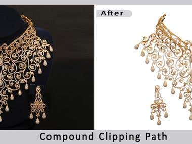 Compound Clipping Path