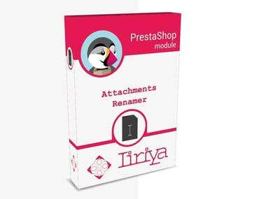 PrestaShop Developer - Attachments Renamer
