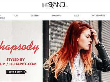THE SKANDL