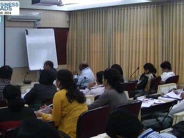 My training in digital marketing