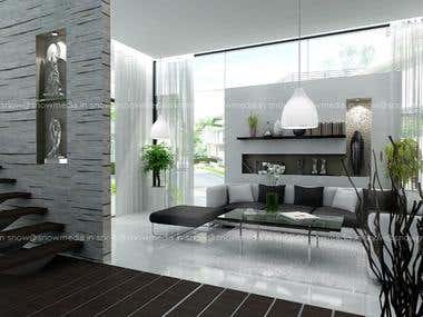 Architecture 3D Rendering