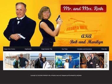 Mr & Mrs Roth