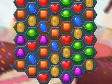 Candy Legend Game for Android/iPhone