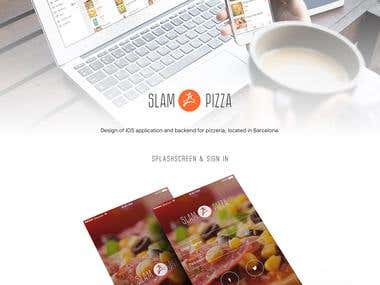 Slam Pizza