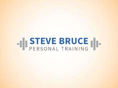 Steve Bruce Personal Training Logo