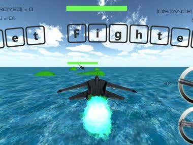 3d Jet Fighter (Android)
