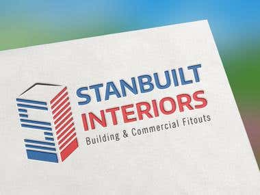 Stanbuilt Interiors Logo