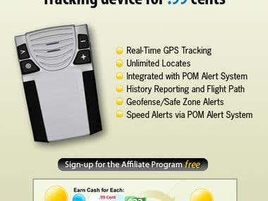 POM pilot GPS