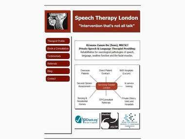 speechtherapylondon.com