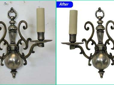 Photoshop clipping path services