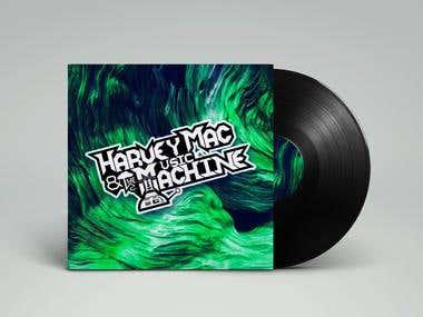 Harvey Mac Album Cover