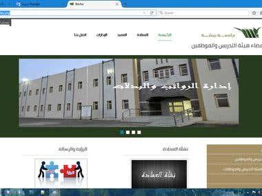Besha Web site