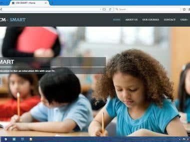 CM_SMART Web site