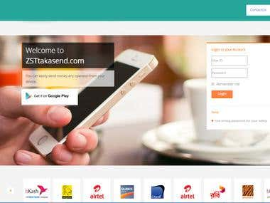 Online Mobile Recharge System