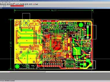 STM32Fxxx ARM board