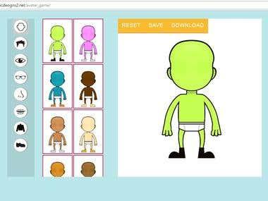 BussyPress Avatar Game developed in BuddyPress