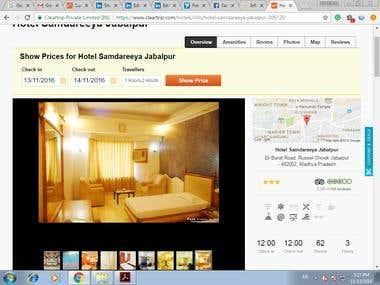 Samdareeya Hotels, Builders , Multiplex & Malls.
