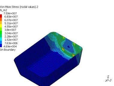 Product Design and FEA