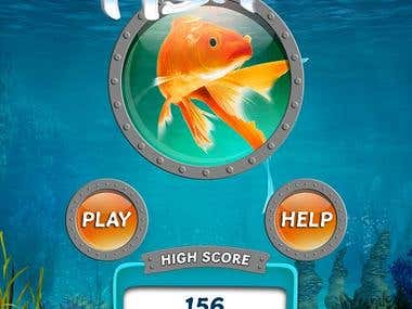Little Fishes Game