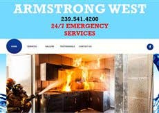 Armstrong West website for Emergency Services.