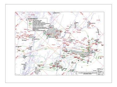 Geothermal map