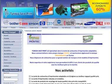 Joomla website + virtueMart module