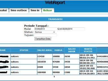 Webreport Online