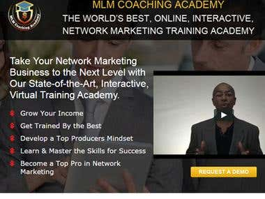MLM COACHING ACADEMY