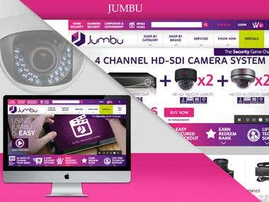 JUMBU-Online Product Selling Portal