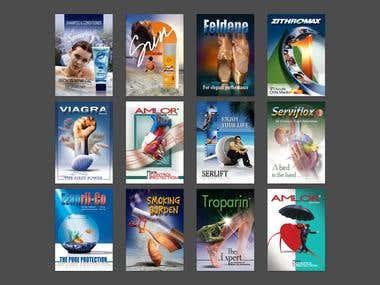 Print Design - Pharmaceutical