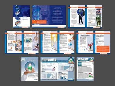 Print Design - Pharmaceuticals