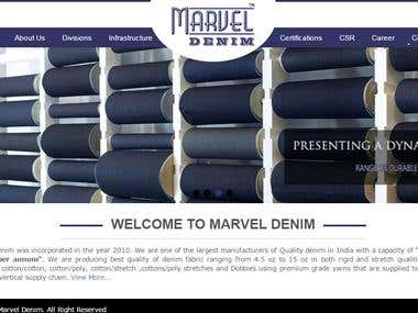 Marvel Denim