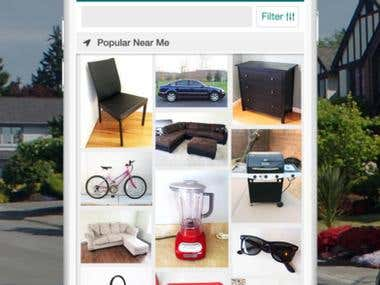 OfferUp Mobile application