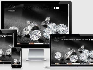 Sito web Diamond Invest Group