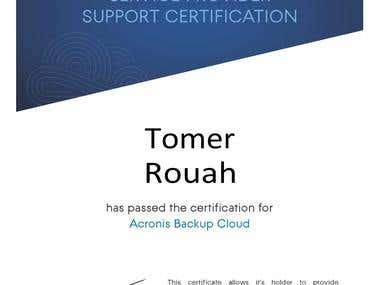 Acronis Backup Cloud