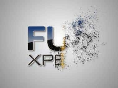 Fue Xpert - logo animation