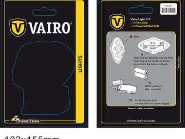 Diseño de Packaging / Packaging Design