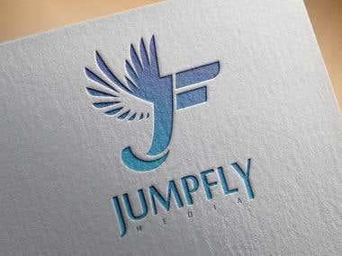 Logo Design : JumpFly media