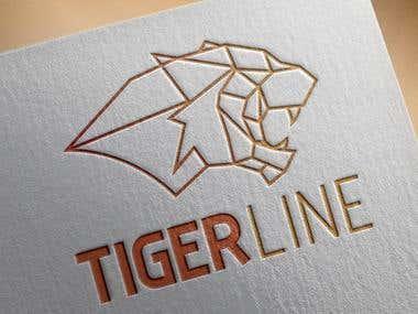 Logo Design : Tiger Line