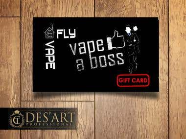 Business Card vape