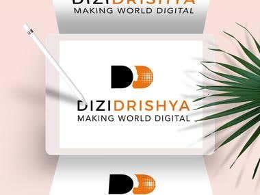 Digital Marketing logo design