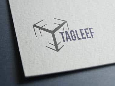 Design Logo for TAGLEEF U.A.E.
