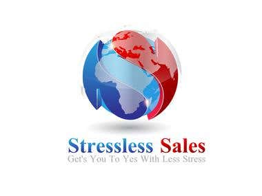 Logo for Stress Less contest