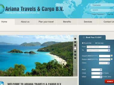 Ariana Travels & Cargo B. V.