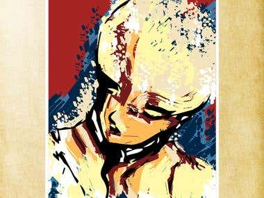 Bighead-Poster