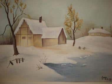 Inverno pacífico