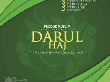 Darul Haj detergent