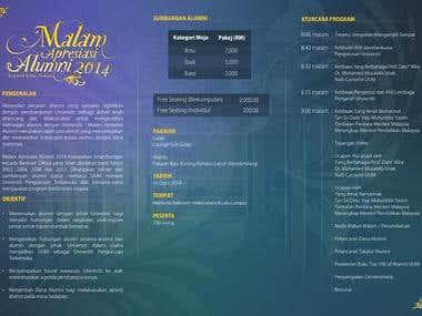 Malam Apresiasi Alumni 2014