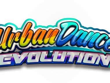 logo urban 3d